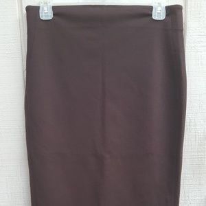Vince Camuto Midi Pencil Skirt Size Small